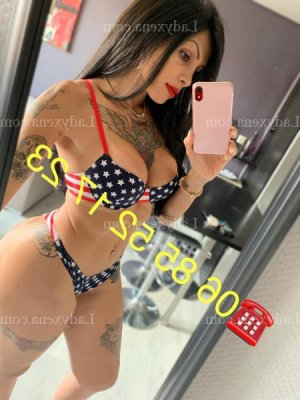 Leilou massage escort girl à Saint-Marcel 71