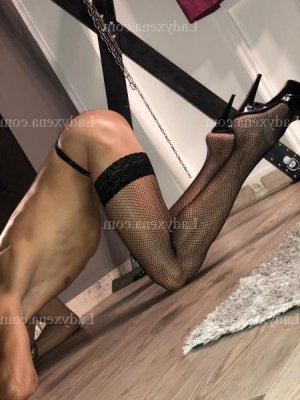 Andresine massage naturiste escort