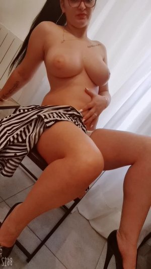 Ulyssia escort massage érotique à Marmande